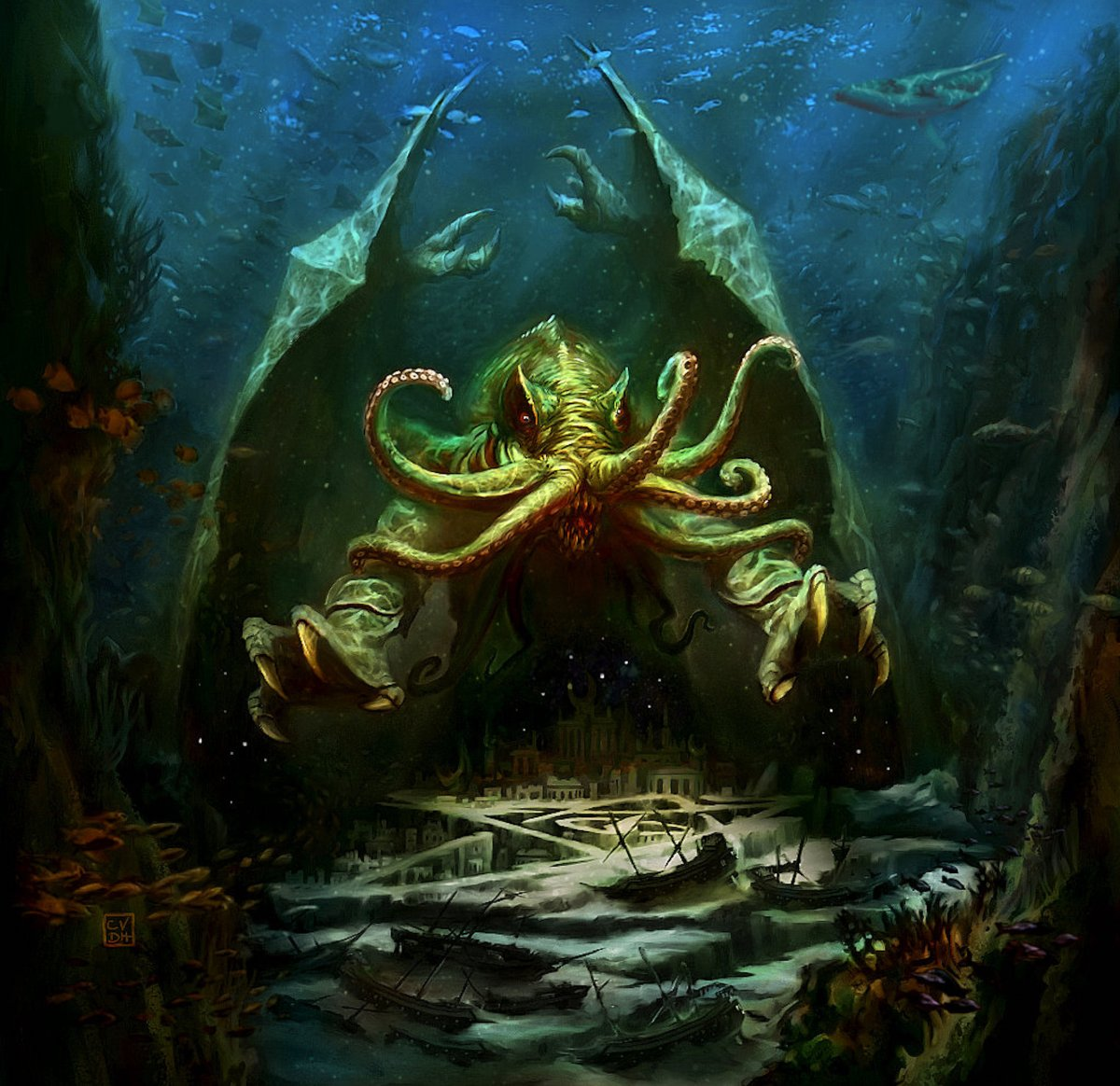A Beginner's Guide to Lovecraft: 6 Stories to Start You Off